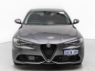 2019 Alfa Romeo Giulia MY19 Veloce Grey 8 Speed Automatic Sedan