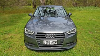 2013 Audi A3 8V Ambition Sportback S Tronic Grey 7 Speed Sports Automatic Dual Clutch Hatchback.