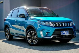 2019 Suzuki Vitara LY Series II Turbo 2WD Blue 6 Speed Sports Automatic Wagon.