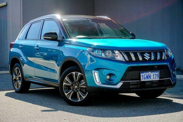 Used Suzuki Vitara LY Series II Turbo 2WD, 2019 Suzuki Vitara LY Series II Turbo 2WD Blue 6 Speed Sports Automatic Wagon