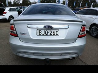 2009 Ford Falcon Lightning Strike 6 Speed Auto Seq Sportshift Sedan