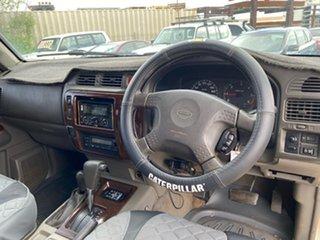 2000 Nissan Patrol GU TI Gold 4 Speed Automatic Wagon