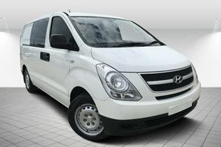 2015 Hyundai iLOAD TQ2-V MY15 White 5 Speed Automatic Van.
