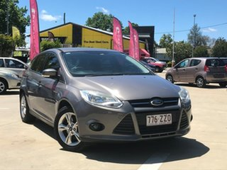 2011 Ford Focus LW Trend Grey 5 Speed Manual Hatchback.