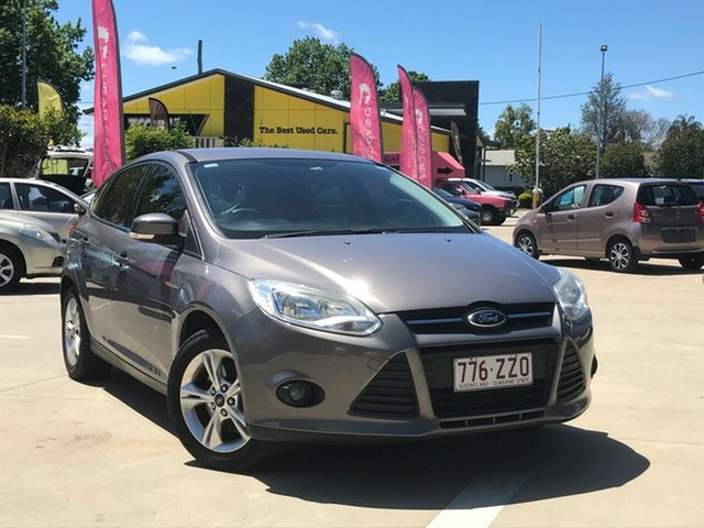Used Ford Focus LW Trend, 2011 Ford Focus LW Trend Grey 5 Speed Manual Hatchback