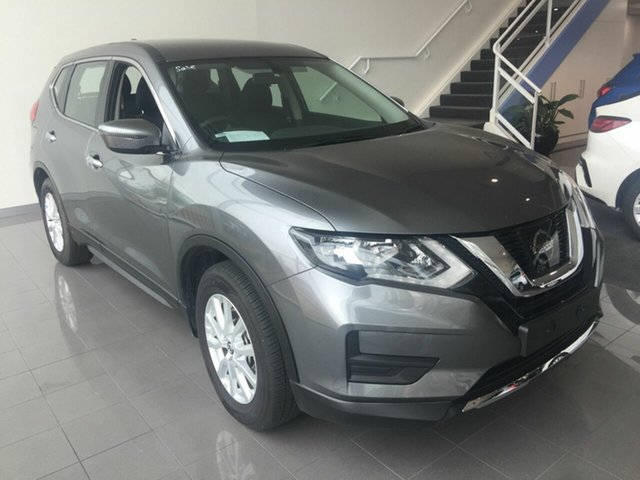 Used Nissan X-Trail T32 Series II ST X-tronic 2WD Fyshwick, 2019 Nissan X-Trail T32 Series II ST X-tronic 2WD Grey 7 Speed Constant Variable Wagon