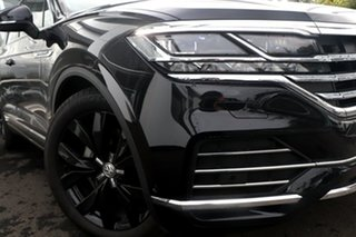 2020 Volkswagen Touareg MY20 190TDI Premium Black 8 Speed Automatic Wagon.