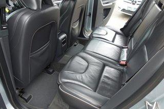 2016 Volvo XC60 DZ MY17 T6 Geartronic AWD R-Design Silver 8 Speed Sports Automatic Wagon
