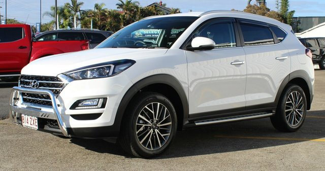 Used Hyundai Tucson TL3 MY20 Elite 2WD Moorooka, 2020 Hyundai Tucson TL3 MY20 Elite 2WD Pkw 6 Speed Automatic Wagon