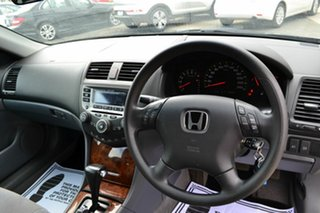 2005 Honda Accord 40 V6 Silver 5 Speed Automatic Sedan