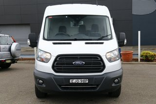 2019 Ford Transit VO 2018.75MY 350L (Mid Roof) White 6 Speed Manual Van