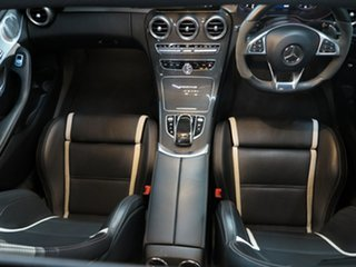 2016 Mercedes-Benz C-Class W205 806+056MY C63 AMG SPEEDSHIFT MCT S Blue 7 Speed Sports Automatic