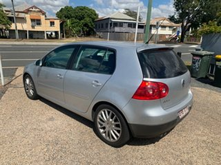 2008 Volkswagen Golf GT Sports Silver 6 SP Auto Active Select Hatchback