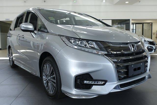 Demo Honda Odyssey RC MY20 VTi-L, 2020 Honda Odyssey RC MY20 VTi-L Super Platinum 7 Speed Constant Variable Wagon