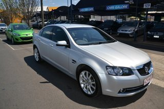 2012 Holden Calais VE II MY12 Silver 6 Speed Automatic Sedan.