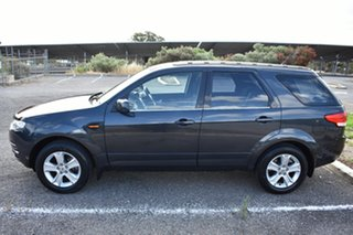 2011 Ford Territory SZ TX Seq Sport Shift Grey 6 Speed Sports Automatic Wagon