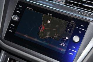 2020 Volkswagen Tiguan 5N MY20 110TSI Comfortline DSG 2WD Allspace Silver 6 Speed