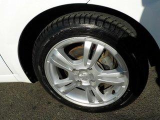 2010 Holden Barina TK MY11 White 4 Speed Automatic Hatchback