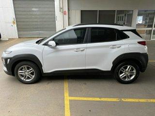 2017 Hyundai Kona OS MY18 Active 2WD Chalk White 6 Speed Sports Automatic Wagon