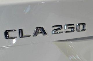 2014 Mercedes-Benz CLA-Class C117 CLA250 DCT 4MATIC Sport White 7 Speed Sports Automatic Dual Clutch