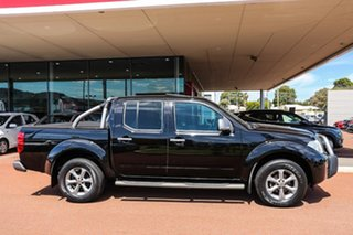 2014 Nissan Navara D40 S7 Titanium Black 5 Speed Sports Automatic Utility