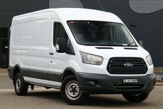 2019 Ford Transit VO 2018.75MY 350L (Mid Roof) White 6 Speed Manual Van.