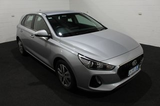 2019 Hyundai i30 PD2 MY19 Active Typhoon Silver 6 Speed Sports Automatic Hatchback.