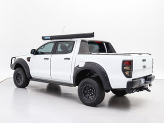 2017 Ford Ranger PX MkII MY17 XLS 3.2 (4x4) White 6 Speed Manual Double Cab Pick Up