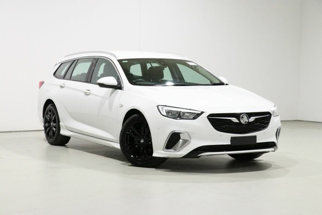 Used Holden Commodore ZB RS (5Yr), 2019 Holden Commodore ZB RS (5Yr) White 9 Speed Automatic Sportswagon