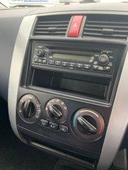 2007 Mitsubishi Colt RG MY07 ES Red 5 Speed Manual Hatchback