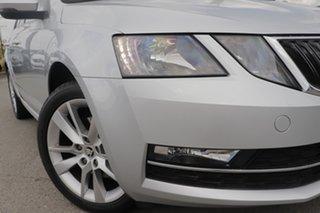 2019 Skoda Octavia NE MY19 110TSI Sedan DSG Brilliant Silver 7 Speed Sports Automatic Dual Clutch.