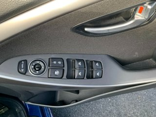 2012 Hyundai i30 GD Active Blue 6 Speed Manual Hatchback