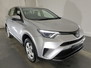 2015 Toyota RAV4 ASA44R GX AWD Silver 6 Speed Sports Automatic Wagon.