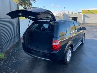 2011 Ford Territory SY MkII TS AWD Limited Edition Black 6 Speed Sports Automatic Wagon