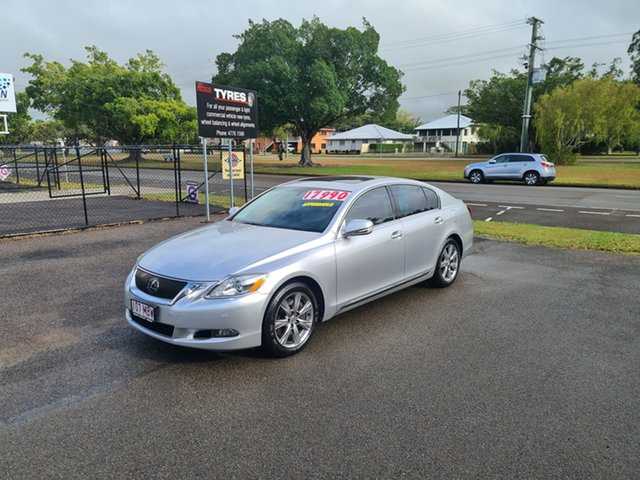 Used Lexus GS300 Ingham, 2010 Lexus GS300 Silver 6 Speed Automatic Sedan