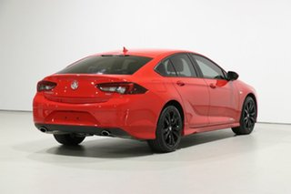 2018 Holden Commodore ZB RS Red 9 Speed Automatic Liftback