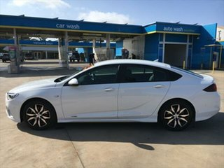2018 Holden Commodore ZB MY18 RS Liftback AWD Summit White 9 Speed Sports Automatic Liftback