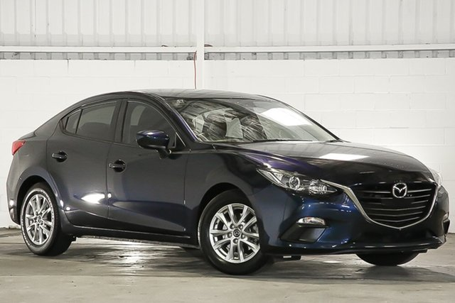 Used Mazda 3 BM5276 Neo SKYACTIV-MT, 2015 Mazda 3 BM5276 Neo SKYACTIV-MT Blue 6 Speed Manual Sedan