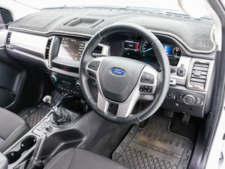 2019 Ford Ranger PX MkIII MY19.75 XLT 3.2 (4x4) White 6 Speed Manual Double Cab Pick Up
