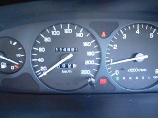 2002 Daewoo Leganza White 4 Speed Automatic Sedan