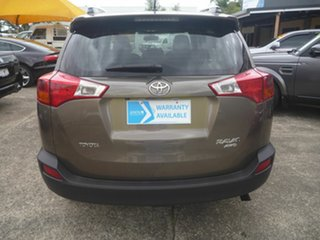 2014 Toyota RAV4 ASA44R MY14 GX AWD Bronze 6 Speed Sports Automatic Wagon