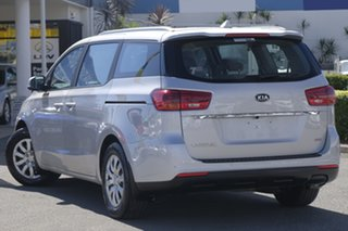 2018 Kia Carnival YP MY19 S Silky Silver 8 Speed Sports Automatic Wagon.