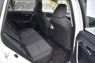 2019 Toyota RAV4 Mxaa52R GXL 2WD White 10 Speed Constant Variable Wagon