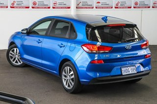 2017 Hyundai i30 PD Active 1.6 CRDi Blue 7 Speed Auto Dual Clutch Hatchback.