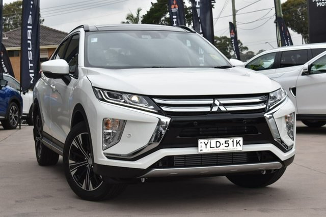 Demo Mitsubishi Eclipse Cross  , Exceed 2WD 1.5 Turbo Ptrl