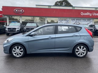2017 Hyundai Accent Sport Grey Sports Automatic Hatchback