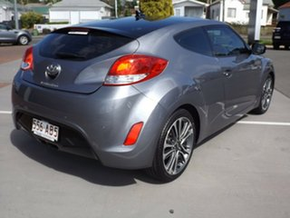 2016 Hyundai Veloster FS4 Series II + Coupe Grey 6 Speed Manual Hatchback