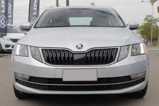 2019 Skoda Octavia NE MY19 110TSI Sedan DSG Brilliant Silver 7 Speed Sports Automatic Dual Clutch