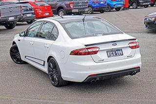 2016 Ford Falcon FG X XR8 Sprint White 6 Speed Sports Automatic Sedan.
