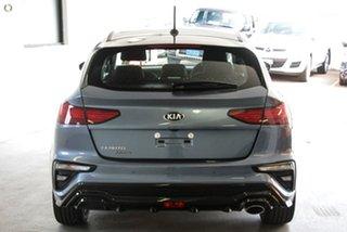 2020 Kia Cerato BD MY21 Sport Blue 6 Speed Sports Automatic Hatchback.
